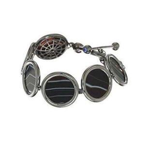 EDDIE BORGO Reversible Voyager Toggle Bracelet